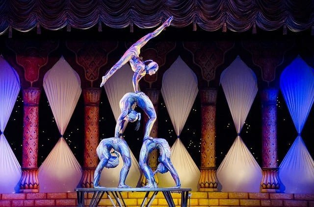 Wedding Circus Performer Hire