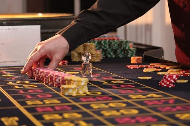 Fun Casino Wedding Entertainment