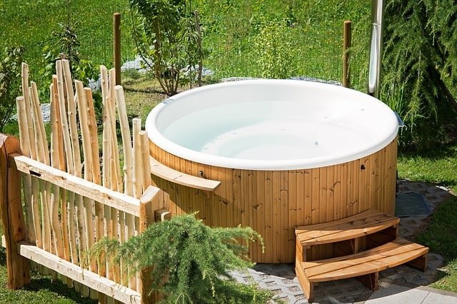 Wedding Hot Tub Hire in the UK