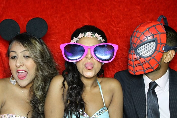 Photo Booth Hire is a Fun Wedding Entertainment Idea