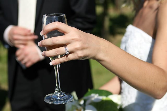 Hire a Toastmaster for your wedding