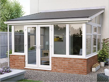 Installing Conservatory Base UK
