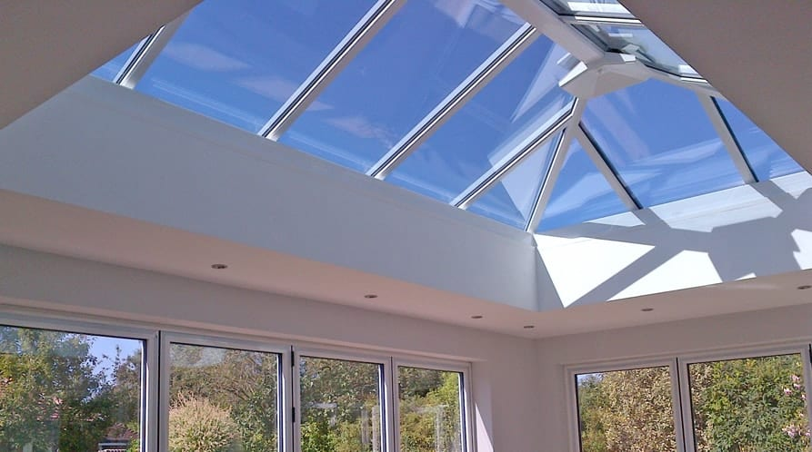 Conservatory Lantern Roof Conversion or Installation Costs
