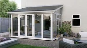 Flat Conservatory Base Installation Cost