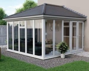 How much do conservatories cost in the UK