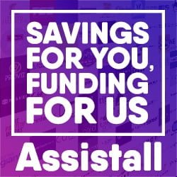 Assistall - Voucher Codes that Raise Money for Charity