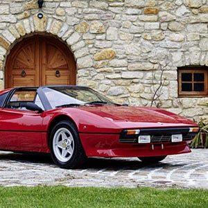 Win a Classic Car