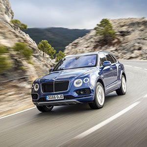 Win a luxury car