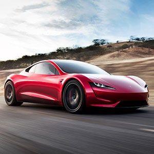 Win an electric vehicle